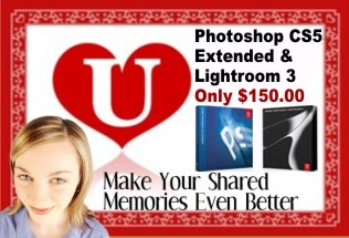 Click Here to BUY BOTH PHOTOSHOP CS5 EXTENDED & LIGHTROOM 3 FOR PHOTO EDITING ONLY $150.00! HURRY LIMITED TIME ONLY!